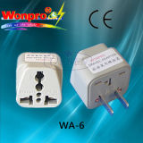 Universal Travel Adaptor - Socket, Plug (WA-6)