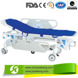 Central Controlled Medical Transport Trolley (CE/FDA/ISO)