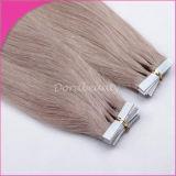 2016 Top Remy Human Hair PU Skin Hair Extension