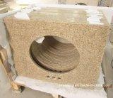 G682 Granite Countertop for Kitchen, Bathroom, Bar, Island
