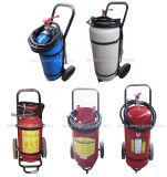 Wheeled Dry Powder Fire Extinguishers