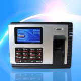 Fingerprint and RFID Card Time Attendance with Webserver (IN04)