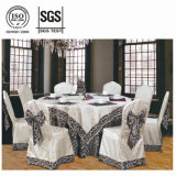 Classy Jacquard Dining Room Chair Cover (YT-1010)