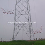 Power Transmission Long Span Crossover Tower