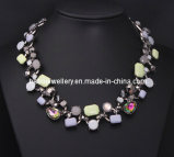 Shourouk Style Fashion Necklace/Fashion Jewelry (XJW13225)