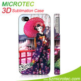 Clear Sublimation Cases for iPhone Mt-IP4-3D
