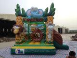 Hot Sale Inflatable Bouncer Jungel on Sale