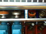 Glass Edging Machine 8 Motors Manual Operation (BZM8.325)