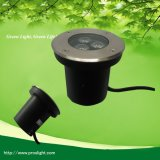 Stainless Steel LED in-Ground Driveway Lights 3W IP67