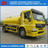 Sino Truck HOWO 4X2 12t Water Spraying Truck 12000L Water Sprinkler Truck