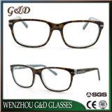 High Quality Acetate Spectacle Optical Frame Eyeglass Eyewear 37-260