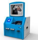 Cash Payment Kiosk with Bill Acceptor, Card Reader Bill Payment Kiosk Machine, Self-Service Payment Kiosk Terminal