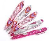 Colorful Diamond Decorative Crystal Ball Pen