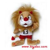 Soft Plush Stuffed Lion Toy