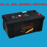 Maintenance Free Car Battery 12V 120ah Wet Battery