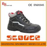 Middle Cut Protective Steel Toe Safety Shoes RS134