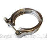 Cummins 6ISBE6.7 diesel engine motor 3415547 pipe V band clamp