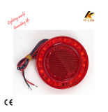 Multi Color LED Decorative Bike Light, LED Light Reflector LAN04