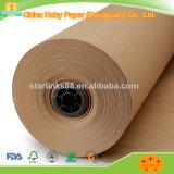 Direct Sale Brown Craft Kraft Paper Jumbo Roll Manufacturer
