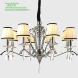 MOQ 1PC New Design Crystal Chandelier (GD-182-8)