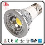 High Brightness LED PAR20 with Competitive Price (KING-PAR20-COB5A)