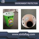 Customized Design Portable Trash Bin/Basket, Garbage Basket