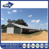 Advanced Prefab/Prefabricated Steel Frame Chicken Poultry House