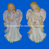 Polyresin Pastel Angels