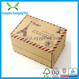 Custom Printing Brown Kraft Paper Box Packaging