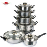 Grace Pot Set Stainless Steel High Quality