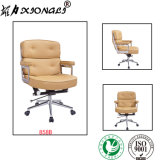 858b Modern Eames Svivel Staff Meeting Leather Office Chair