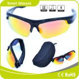 2017 New Model Fashion Smart Bluetooth Sport Sunglasses