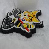 Promotional 3D Soft Rubber Fridge Magnet