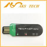 Waterproof Disposible USB Mini Temp. Alarm Controller Data Logger