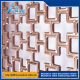 3D Punching Stainless Steel Plate Color Decoration Embossed Plate