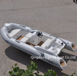 Liya 14feet Inflatable Dinghy Tender Boat Small Rib Boats Sale