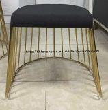 Morden Metal Restaurant Stackable Wire Dining Bar Stools Furniture