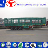 Gooseneck Stake Semi Trailer From China