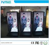 Indoor P5 iPhone Shape LED Display/ Advertising Machine