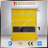 Industrial High Speed Door Roll up with PVC (Hz-H0126)
