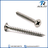 304/316/410 Stainless Steel Philips Bulge Head Drywall Screws
