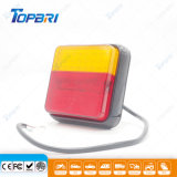 Red Yellow LED Truck Lorry Indicator Stop Tail Reverse Lamp