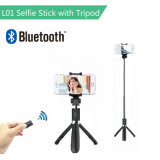 Pocket Foldable Selfie Stick Tripod for Smartphones (All in One)