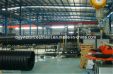 HDPE Pipe Steel Reinforced Polyethylene Spiral Corrugated Pipe