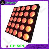 RGBW 5X5 Cel 30W 25 Heads LED Matrix Blinder Light