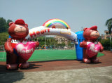 Outdoor Advertising Inflatable Arch for Sports Event