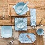 Fresh Color High Quality Ceramic China Dinnerware Set