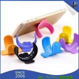 Custom Design Cheap Silicone Cell Phone Stand
