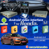 Andorid Navigation Interface for Right-Drive Honda City / Fit / Odyssey / Hrv