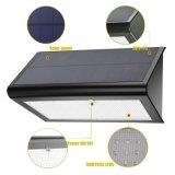 48 LED 800lm Outdoor Solar Powered Microwave Radar Motion Sensor Light Wireless Security Wall Light